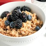 Maple & Brown Sugar Baked Oatmeal