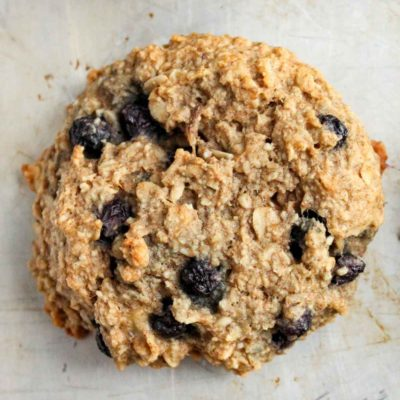 Banana Oatmeal Breakfast Cookies