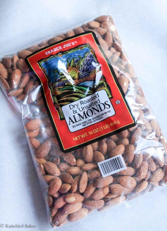 Homemade Almond Butter (katiebirdbakes.com)