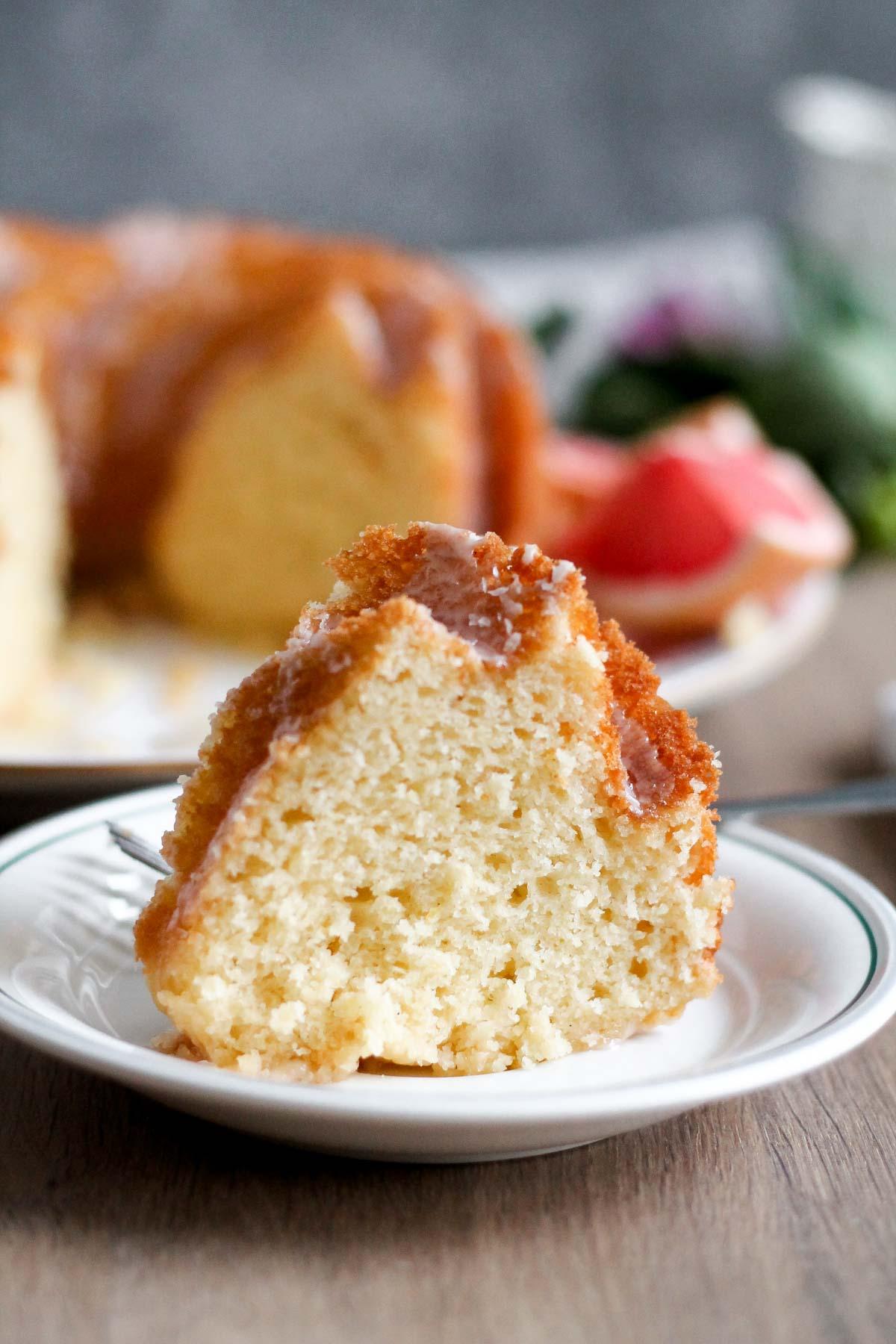 Carrot Bundt Cake Recipe Healthy