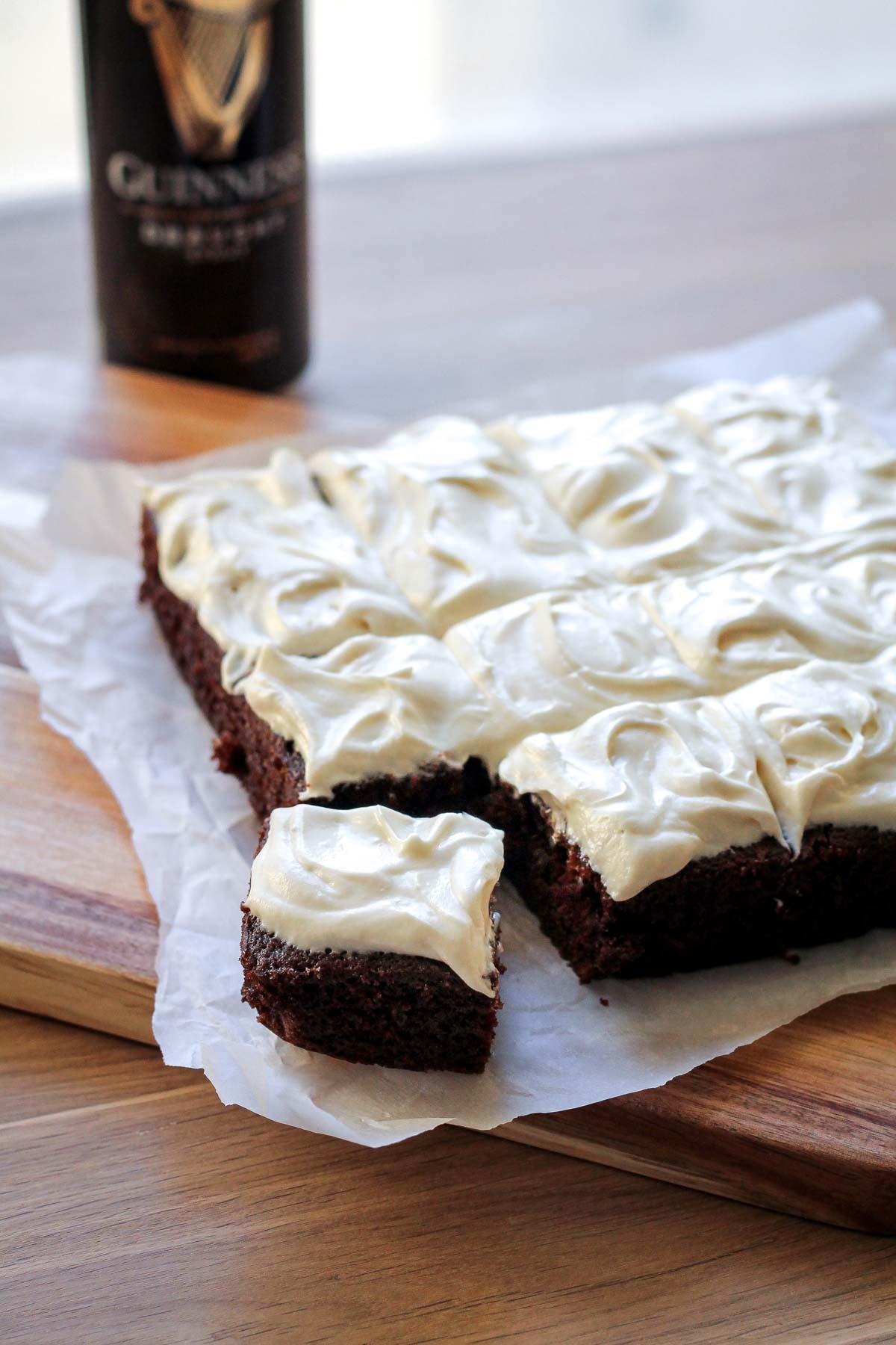 Bake Irish Guinness Cake