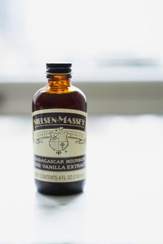 Bourbon Vanilla Roasted Cherry Ice Cream