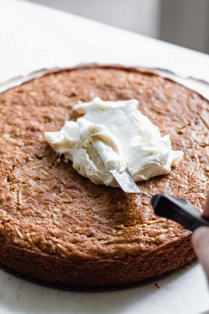 Parsnip Cake - similar to its cousin the carrot cake, with unique spices and flavor!