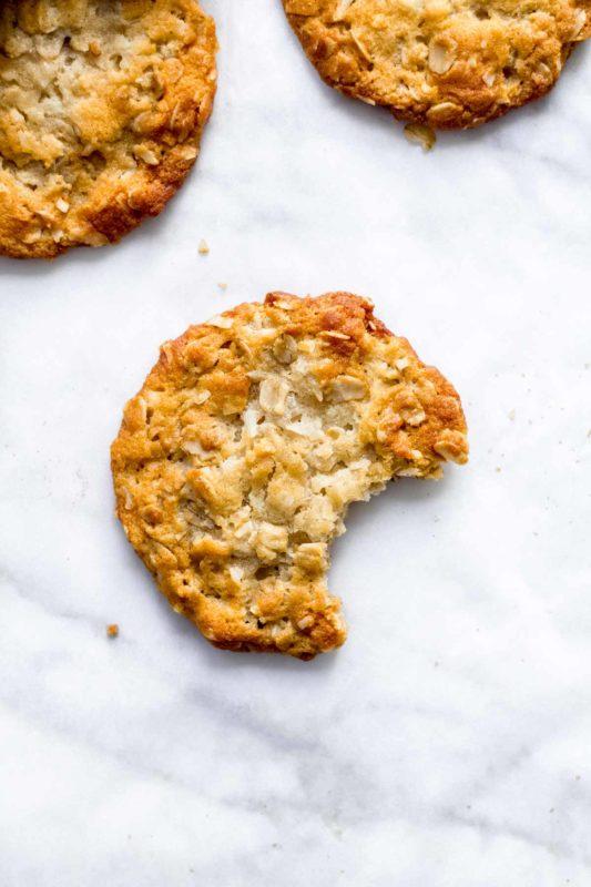Anzac Biscuits | katiebirdbakes